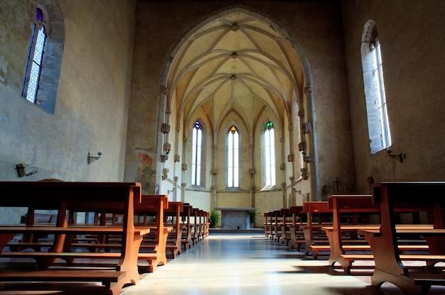 San giovanni in tuba church
