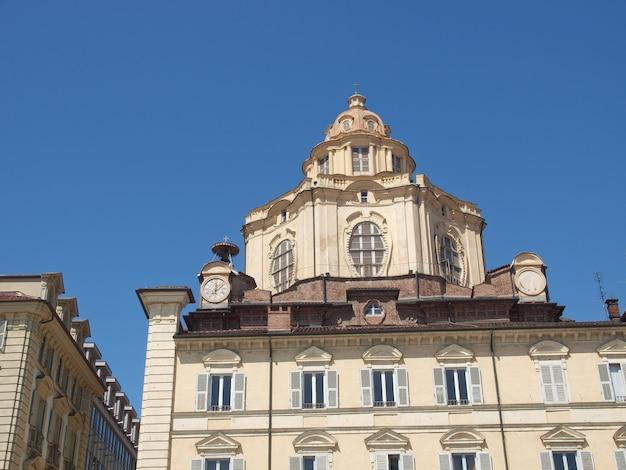 산 로렌조 교회, 토리노