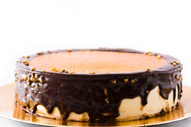 分離されたサンマルコスやマッシーニのケーキ