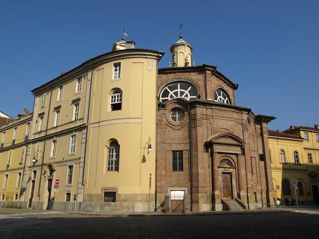 Церковь сан-микеле, турин