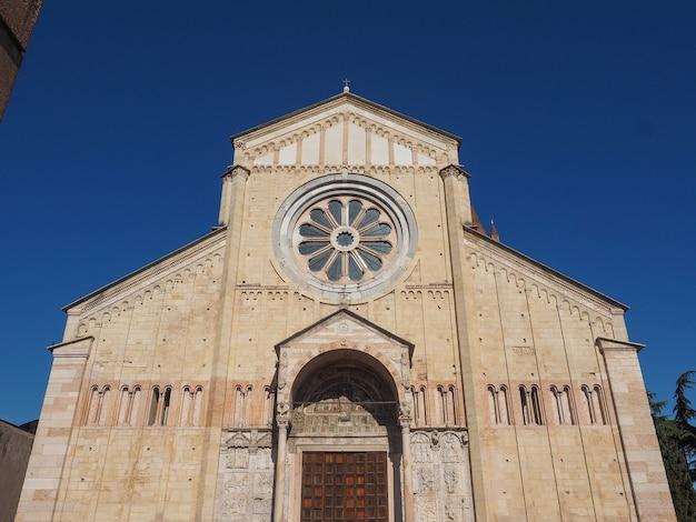 ヴェローナのサンゼーノ聖堂