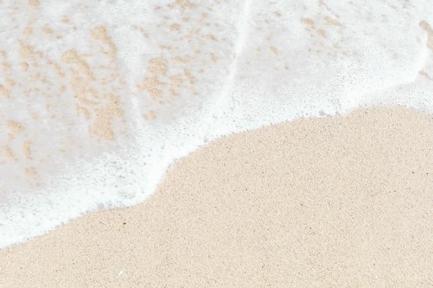 ビーチの砂