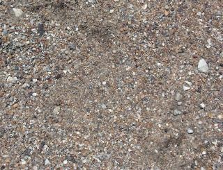 Sand and rock texture