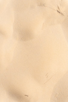 Sand texture background top view