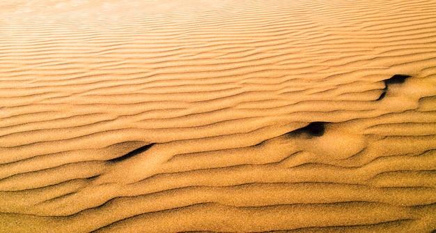 Sands of dessert