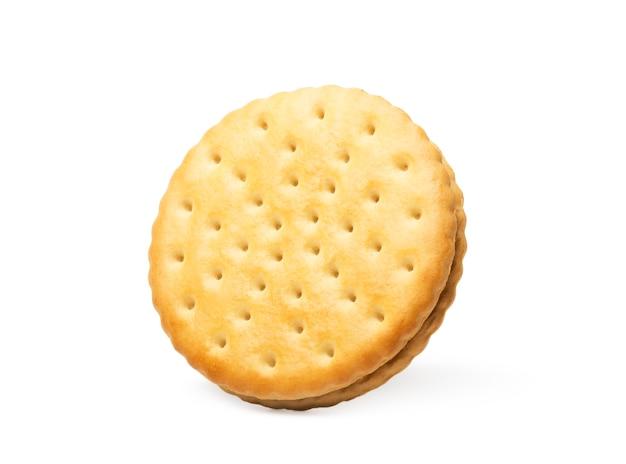Сэндвич-печенье с шоколадной начинкой