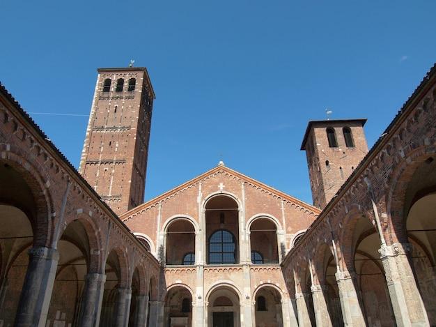 밀라노의 산트 암브로조 교회