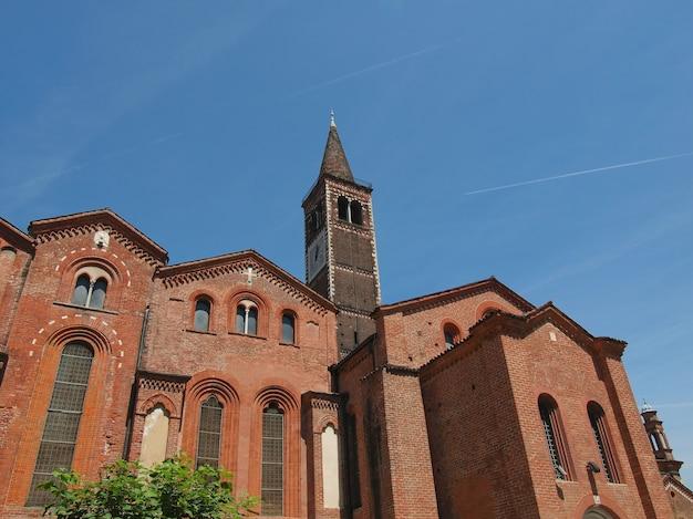 밀라노의 산트 유스토조 교회