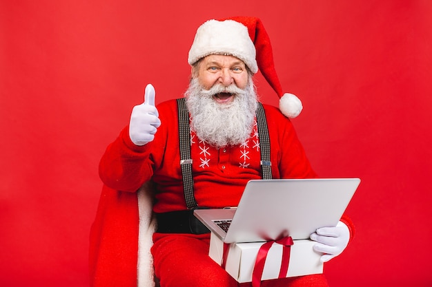 산타 클로스 초상화