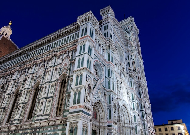 Santa maria del fiore church in florence, italy