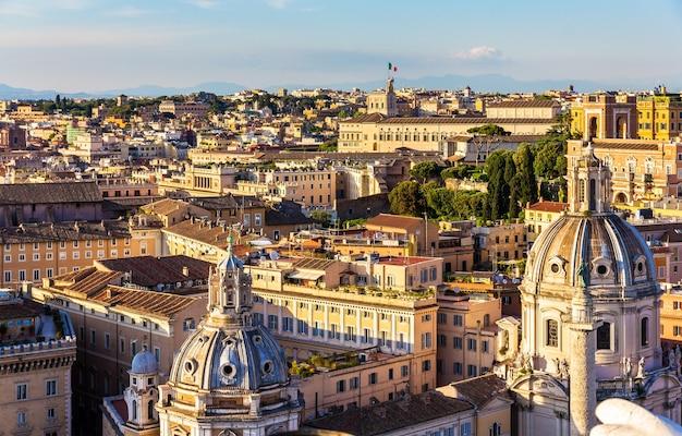 Santa maria di loreto and santissimo nome di maria al foro traiano churches in rome