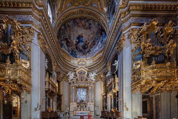 バリチェッラのサンタマリアまたはイタリアのローマの教会ヌオーヴァ教会