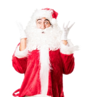 Санта удивил