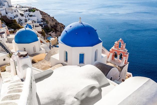 그리스 산토리니 섬