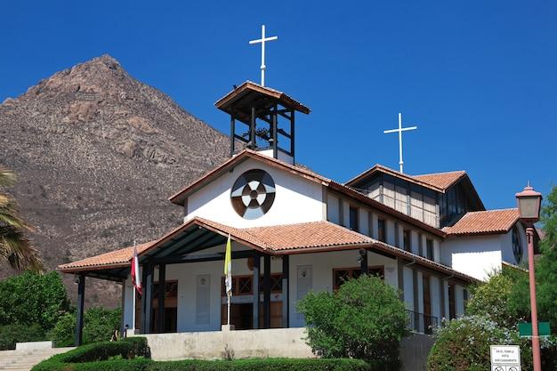 Сантуарио санта-тереза-де-лос-андес, церковь в чили