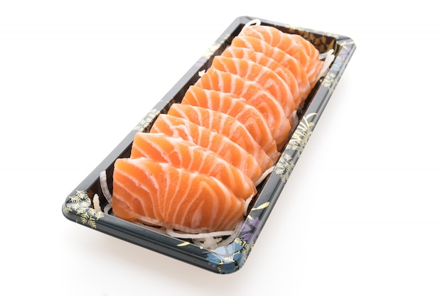 赤刺身準備寿司トラウト