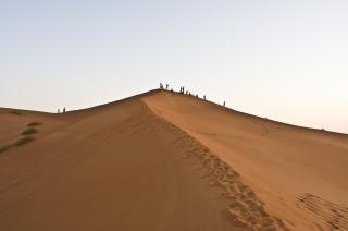 サウジアラビア砂丘、フランス