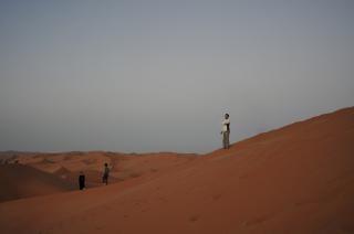 サウジアラビア砂丘、ジェダ