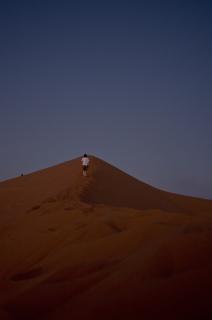 サウジアラビア砂丘