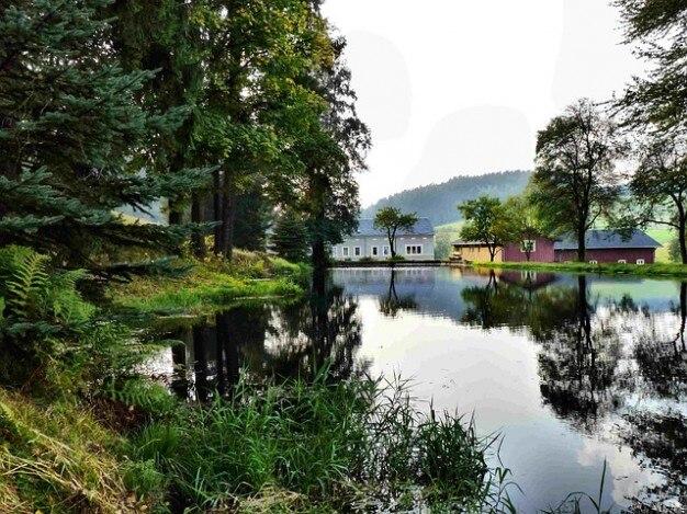 Лесопильное saupsdorf rlligmhle
