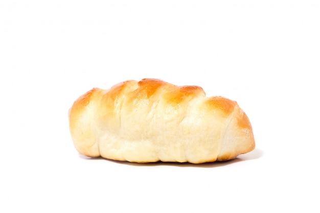 Sausage dough, isolate, freshly baked buns