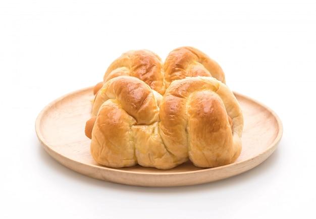 Sausage roll bread
