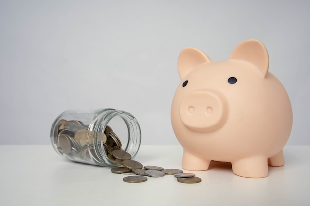 Save money for future investments and for emergency use