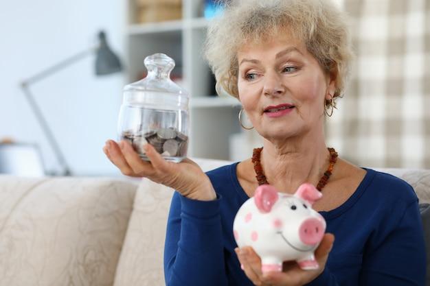 Копить деньги на будущее