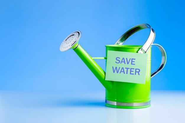 Сохраните водную концепцию.