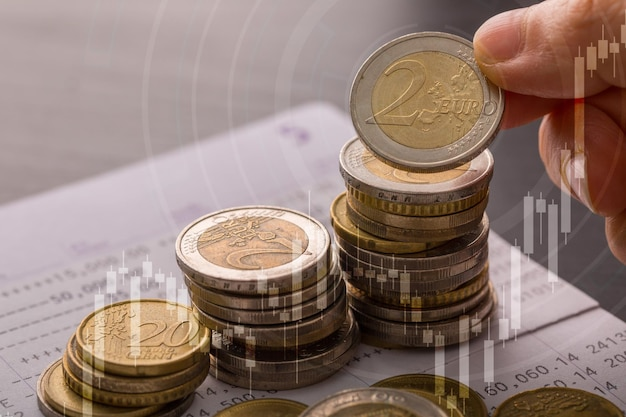 将来の投資のための普通預金口座。