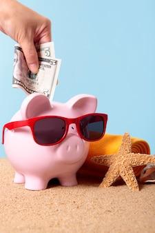 Сохранение в отпуск или выход на пенсию