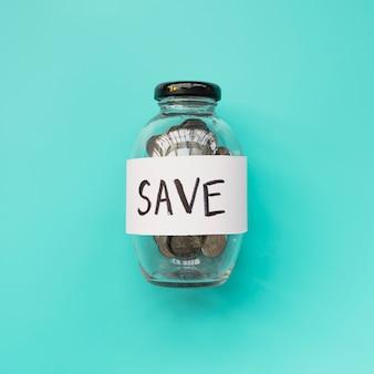 Risparmiando vasi mentendo