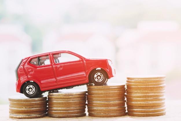 Saving money for car or trade car for cash,