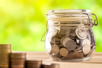 Saving money for fund investment