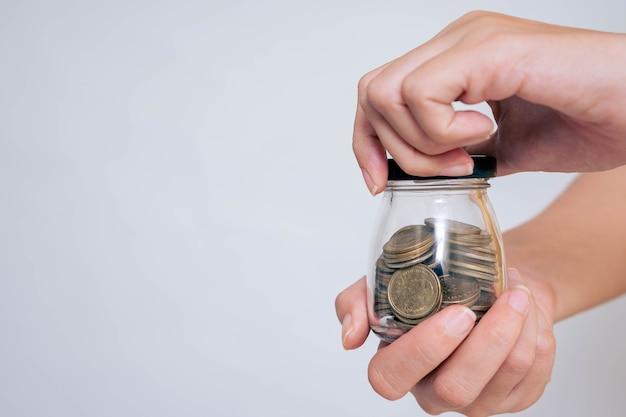 미래 투자를위한 비용 절감