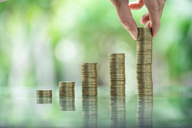 Экономия денег на будущие инвестиции