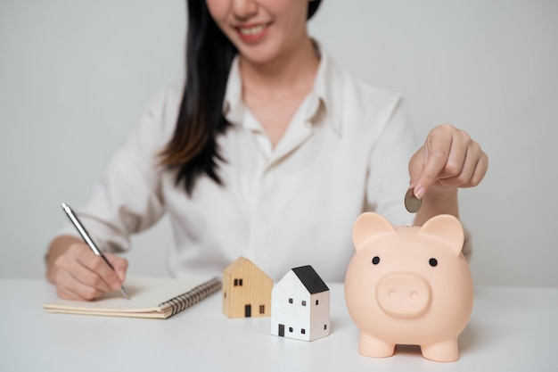 Saving money for future investments