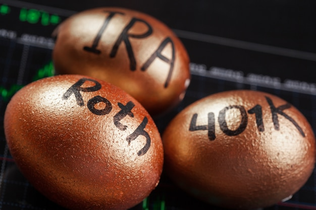 Saving for retirement with ira
