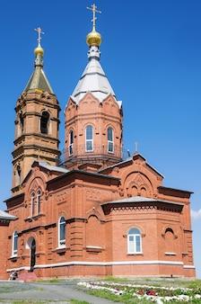 구세주 변모 교회 orenburg region orsk