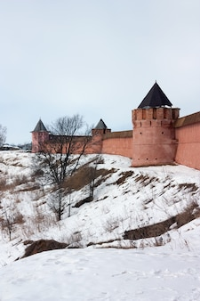 Saviour-euthimiev monastery-fortress