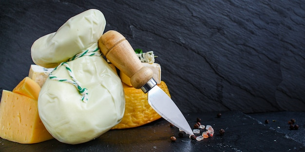 スカモルツァチーズパスタフィラタ産