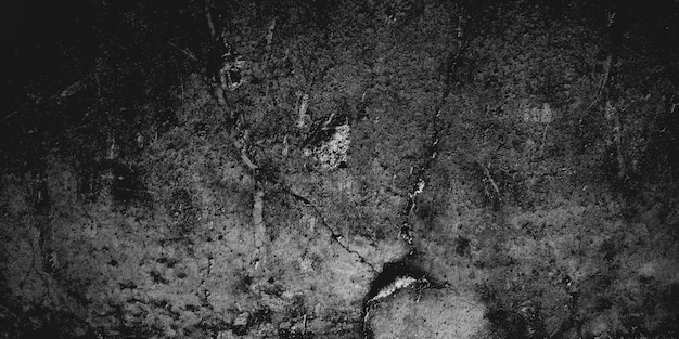 배경에 대한 무서운 어두운 시멘트. 벽은 얼룩과 흠집으로 가득 차 있습니다.