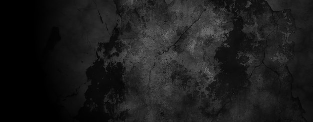 怖い古いセメントの亀裂はハロウィーンのテーマの背景に最適です
