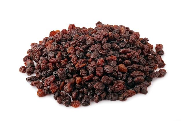 Scattering of dark raisin