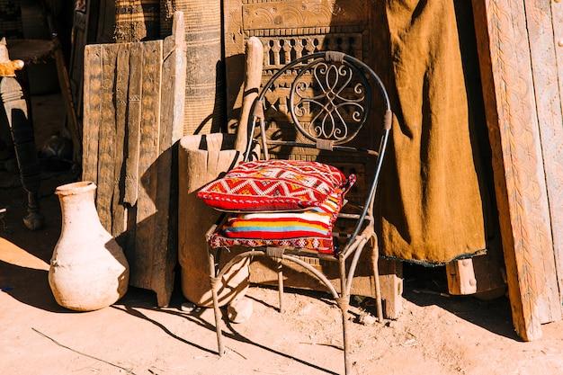 モロッコからのシーン