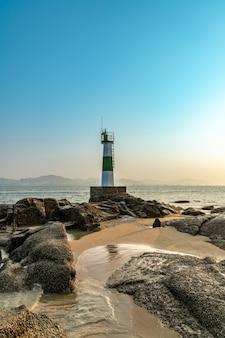 Scenery of gulangyu island, xiamen, china