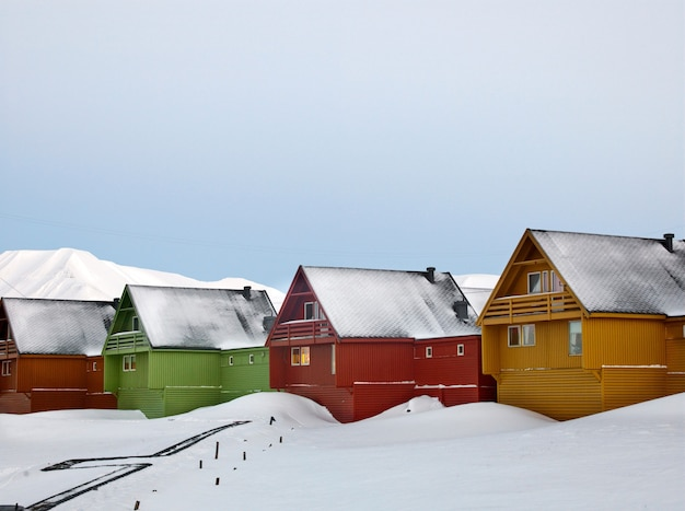Scenic beauty and fun in winter