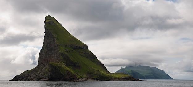 フェロー諸島の美しい景色