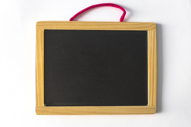 School chalk writing board