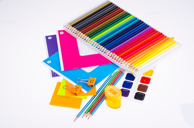 School items and student accessories